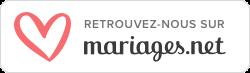 Certification meilleur traiteur de Gironde par Mariages.net
